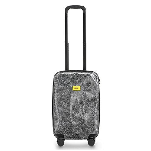 CRASH BAGGAGE(クラッシュバゲージ)5年保証付き 40L スーツケース トランク SURFACE [ 2カラー ] 40L,WhiteFur(30)