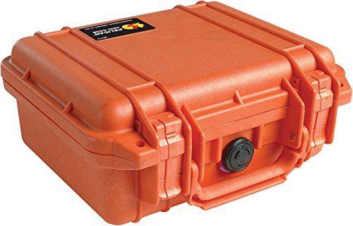 PELICAN ハードケース 1200 4.5L オレンジ 1200-000-150