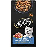 MY DOG Roast Chicken Dry Dog Food 1.5kg Bag, 4 Pack