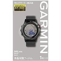 GARMIN(ガーミン) 液晶保護フィルム fenix5x/5用 M04-TWC10-08