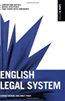 English Legal System (Law Express)