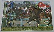 週刊Gallop(ギャロップ)キタサンブラック2015年3月22日 スプリングS北村宏司騎手クオカード(500円券)です。