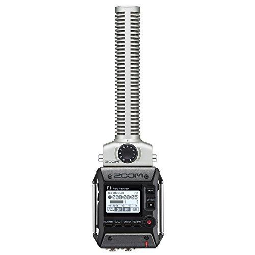 ZOOM ズーム フィールドレコーダー・ショットガンマイクパック F1-SP