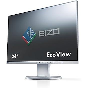 EIZO FlexScan 23.8インチ カラー液晶モニター ( 1920×1080 / IPSパネル / 5ms / ノングレア ) EV2450-GY