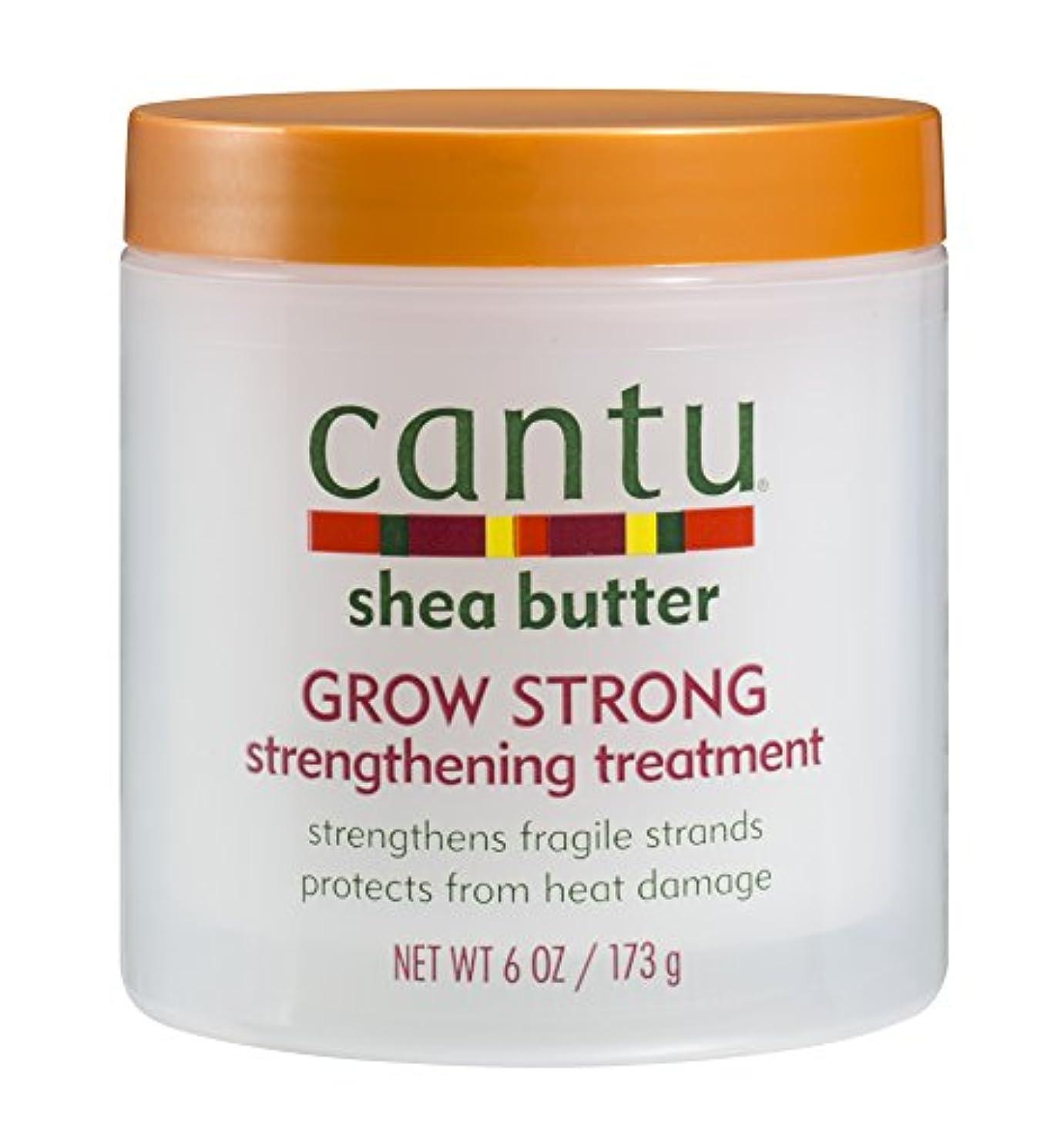 無心円周山積みのCantu 6オンス、強力な強化処理を育てます