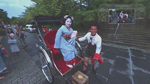 Wii U Panorama View 京の町ゆく人力車 [オンラインコード]