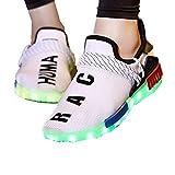 [cool light] キッズ LED スニーカー 発光 ダンス シューズ 子供用 男女兼用 7色光る 11発光モード 超可愛 ガールズ ボーイズ シューズ