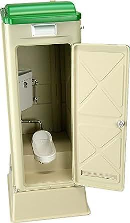 Mabell Original Miniature Model Series 1/12 仮設トイレ TU-R1J 1/12スケール ABS製 塗装済み完成品フィギュア