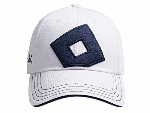 オノフ ONOFF 帽子 キャップ YOK0217 ホワイト/ネイビー フリー
