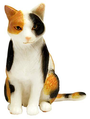 1/12 和ねこ 三毛猫 (座り) 完成品フィギュア