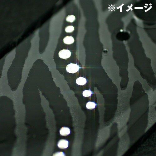 サンクレスト iDress docomo Xperia GX(SO-04D)専用 クリアバックカバー レオパードブラック SO04D-3BK