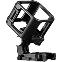 【Taisioner】GoPro HERO5 Session専用 保護フレーム スポーツカメラアクセサリー 上下調整可能 ブラック (session ブラック)