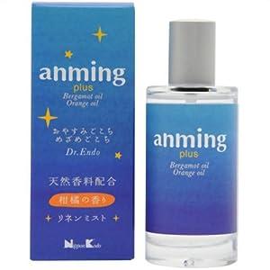 anming(アンミング) プラス リネンミスト50ml 【HTRC3】