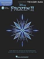 Frozen II Tenor Sax (Hal Leonard Instrumental Play-along)