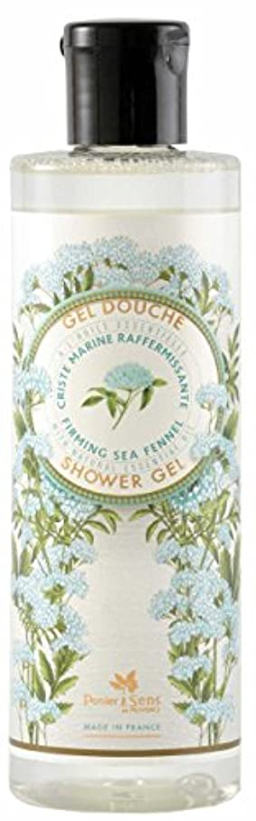 お手伝いさん絞る干渉するPanier Des Sens Shower Gel Sea Fennel by Panier des Sens