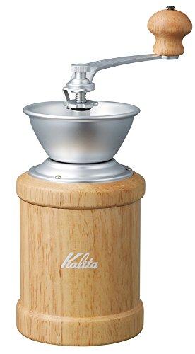 カリタ Kalita コーヒーミル 手挽き KH-3N ナチュラル#42077