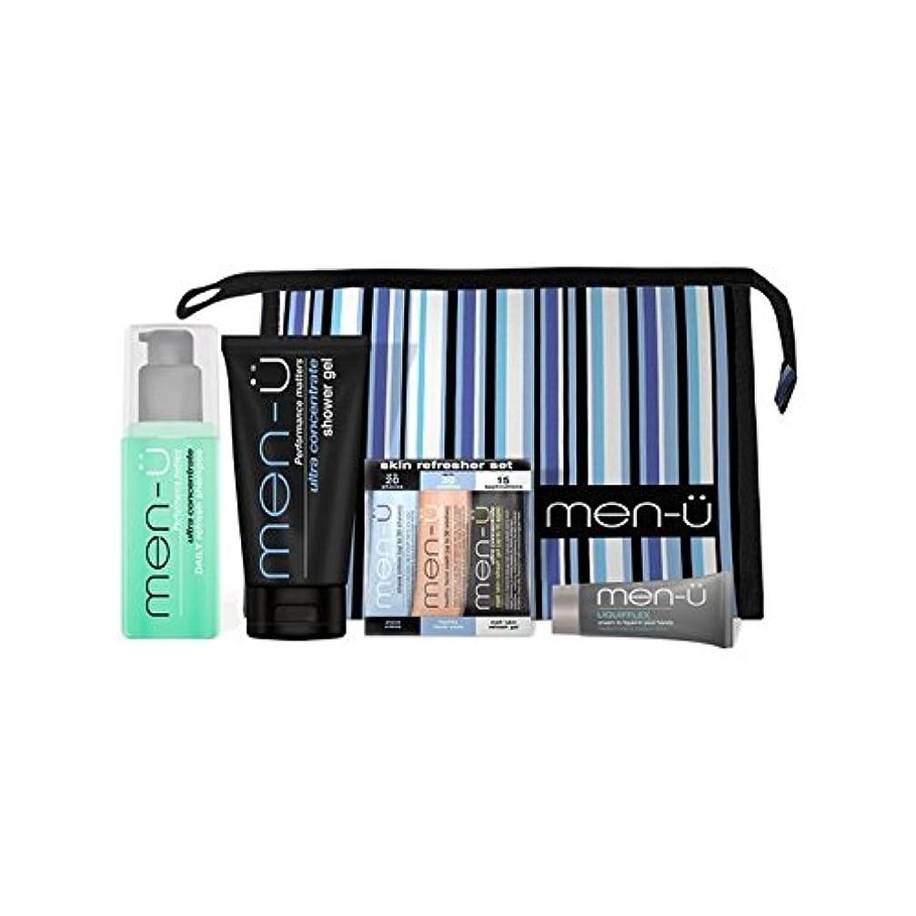 エキス観察あたたかいMen-? Travel Kit (Pack of 6) - 男性-?トラベルキット x6 [並行輸入品]