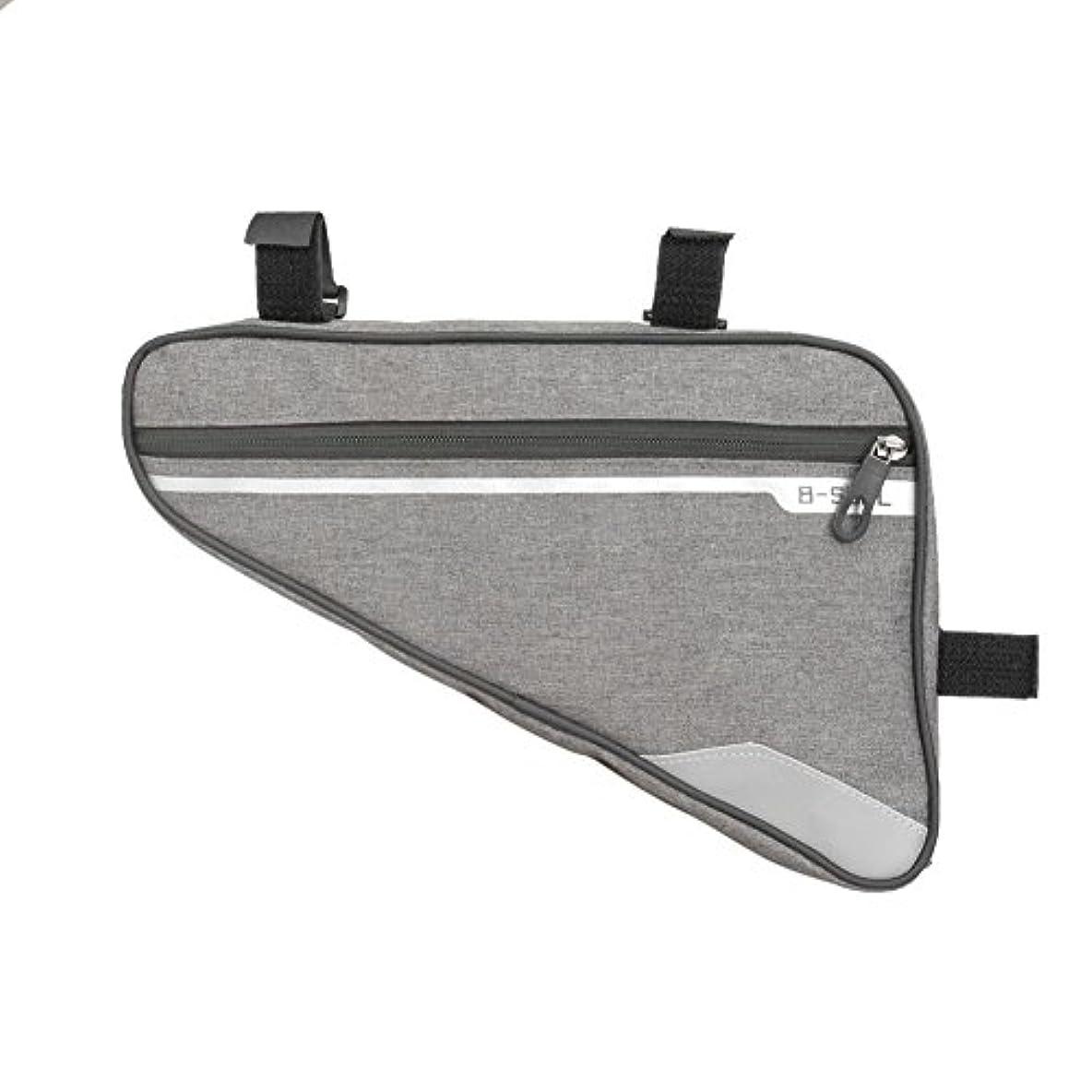 悲観的解く質素なk-outdoor 自転車バッグ チューブパック 三角 フレームバッグ 防水 ライディング装備 アウトドア