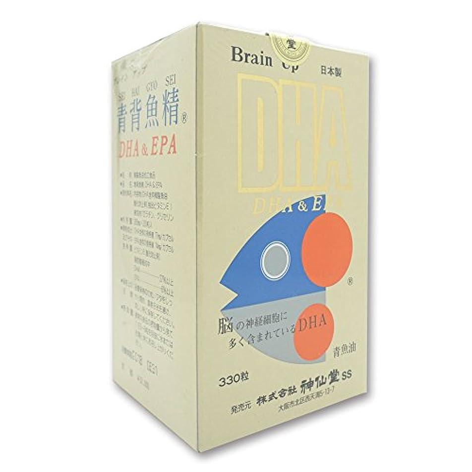 ダイヤルミュウミュウ独裁者神仙堂 青背魚精 DHA&EPA 330粒 精製魚油加工食品