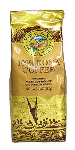 ロイヤルコナ 100%コナ 7oz (198g) 挽き粉用