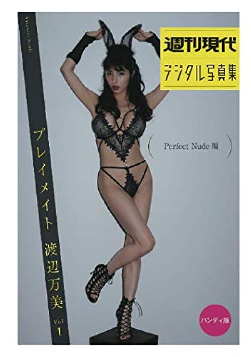 ずるい滞在キャロライン『プレイメイト 渡辺万美 vol.1 Perfect Nude編』 週刊現代デジタル写真集