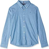 Tommy Hilfiger Boys' Stretch Chambray Shirt