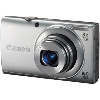 Canon デジタルカメラ PowerShot A4000IS シルバー 1600万画素 光学8倍ズーム PSA4000IS(SL)