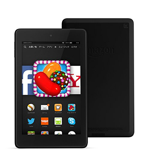 【Kindle】「Fire HD 6」とキッズカバーをまとめ買いすると1,000円オフの11,800円に