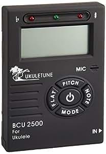Belcat ウクレレチューナー ブラック BCU-2500