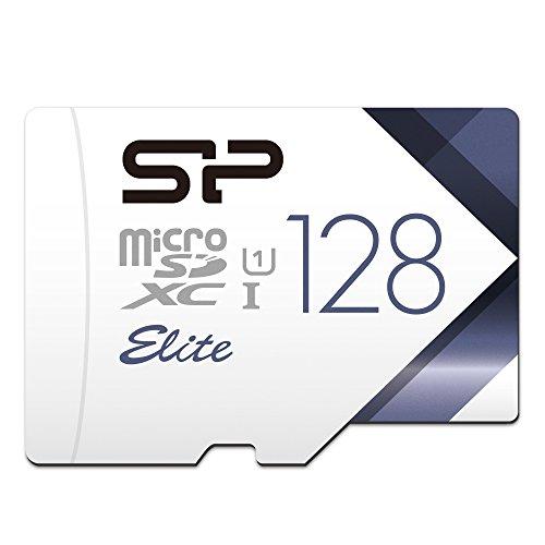 シリコンパワー microSD カード 128GB Nintendo Switch 動作確認済 class10 UHS-1対応 最大読込75MB/s アダプタ付 永久保証【Amazon.co.jp限定】