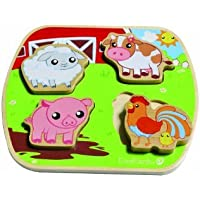 EverEarth Farm Puzzle EE33601 by EverEarth