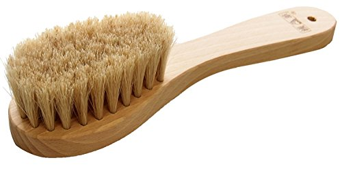 [해외]아트 브러쉬 白馬毛의 양복 브러시/Art Brush Hakuba Hair Clothes Brush