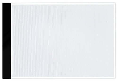 Blue Ocean(ブルーオーシャン)LEDトレース台 A4サイズ USBケーブル付《マンガ イラスト デッサン》薄型 全面発光 USB電源 目に優しい【正規品】