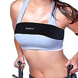 胸を振る調節できるバストサポート、通気性なバンド式スポーツブラ 胸を振る調節できるバストサポート、通気性なバンド式スポーツブラ