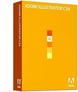 【旧製品】Adobe Illustrator CS4 (V14.0) 日本語版 Windows版