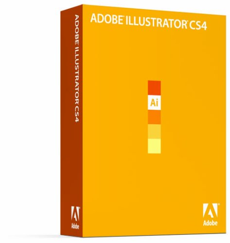 Adobe Illustrator CS4 (V14.0) 日本語版 Windows版 (旧製品)