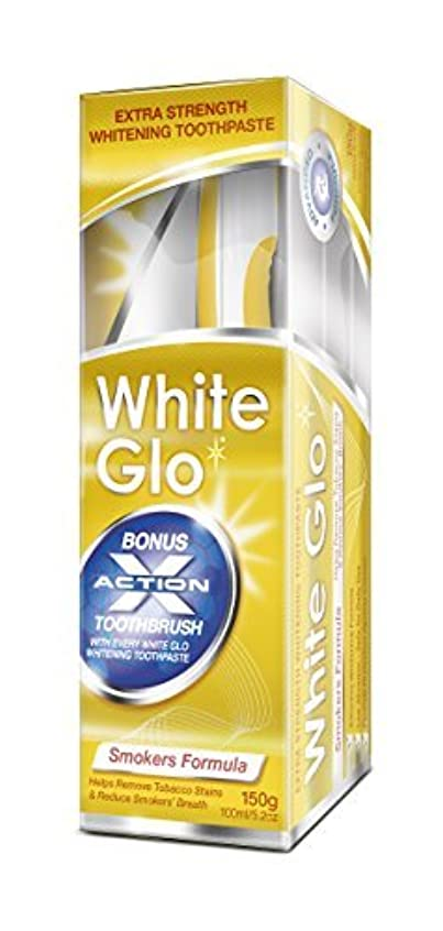 北西保安入射White Glo Smokers' Formula Whitening Toothpaste by White Glo [並行輸入品]