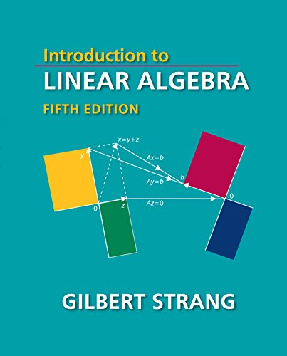 Download Introduction to Linear Algebra 0980232775