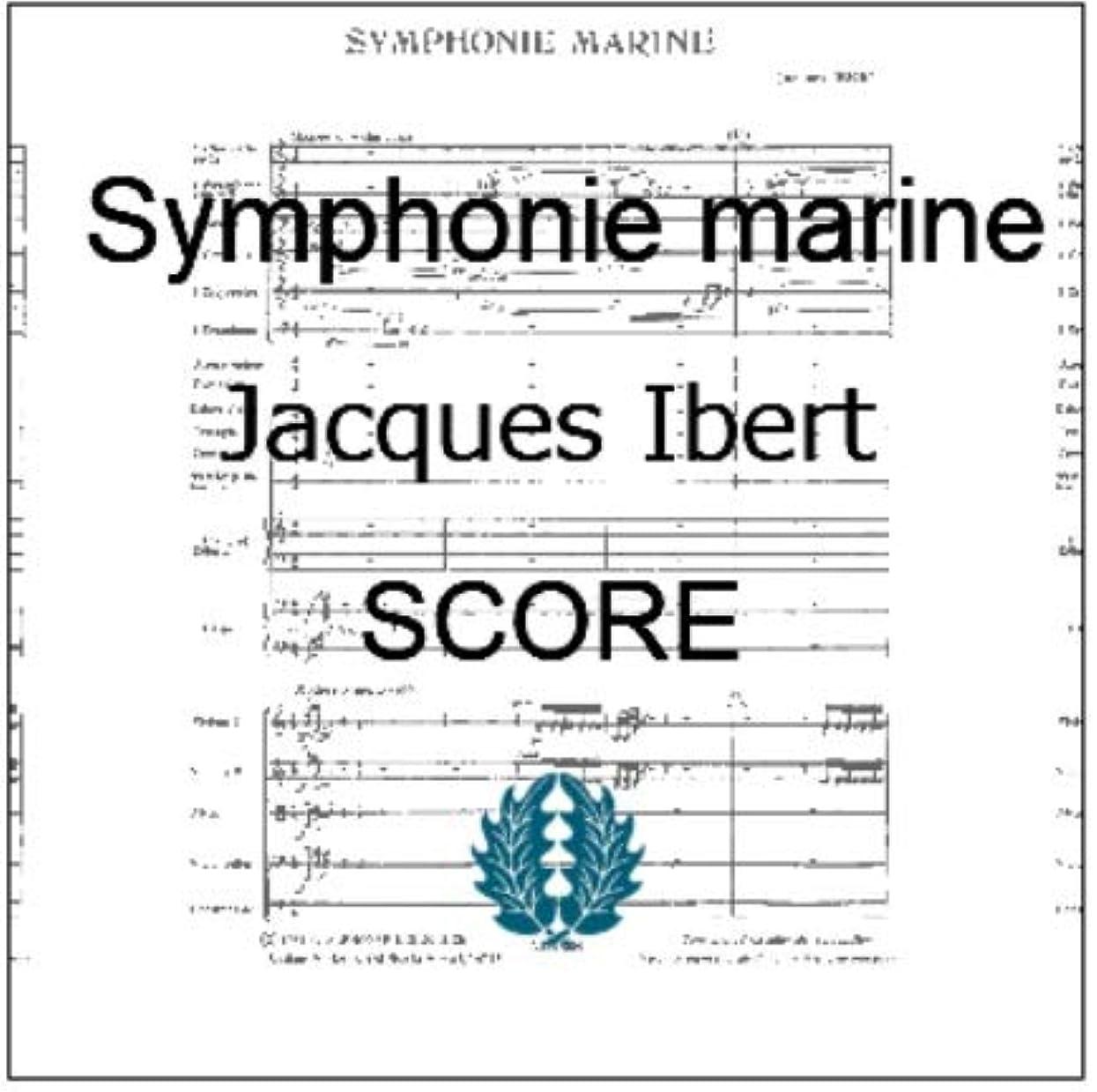 楽譜 pdf オーケストラ スコア イベール 海の交響曲