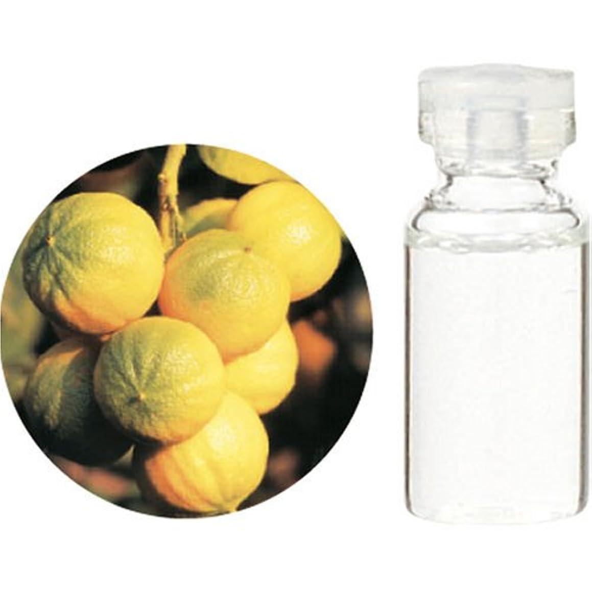 厄介な記憶適切なエッセンシャルオイル(精油) ベルガモット(ベルガプテンフリー) 10ml 【生活の木】