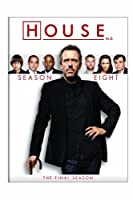 House: Season Eight [DVD] [Import]