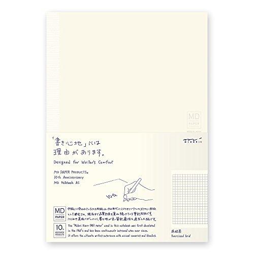 ミドリ ノート MDノート A5 10th 原稿罫 15232006