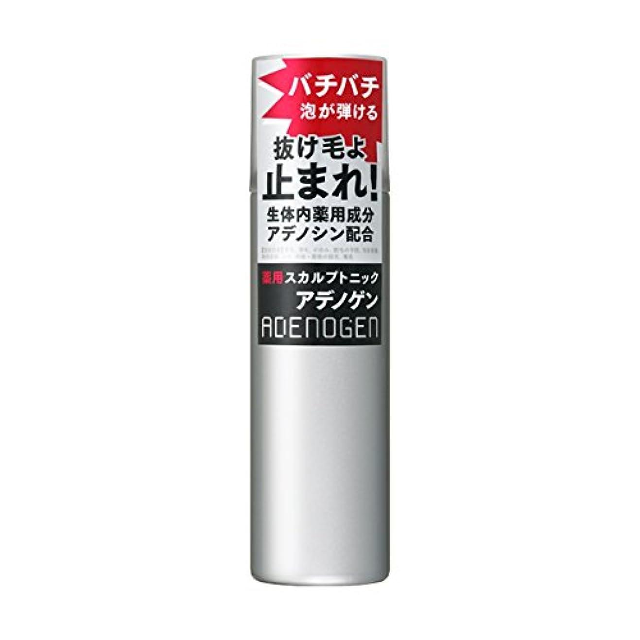 死傷者クモ弾丸アデノゲン 薬用スカルプトニック 130g 【医薬部外品】