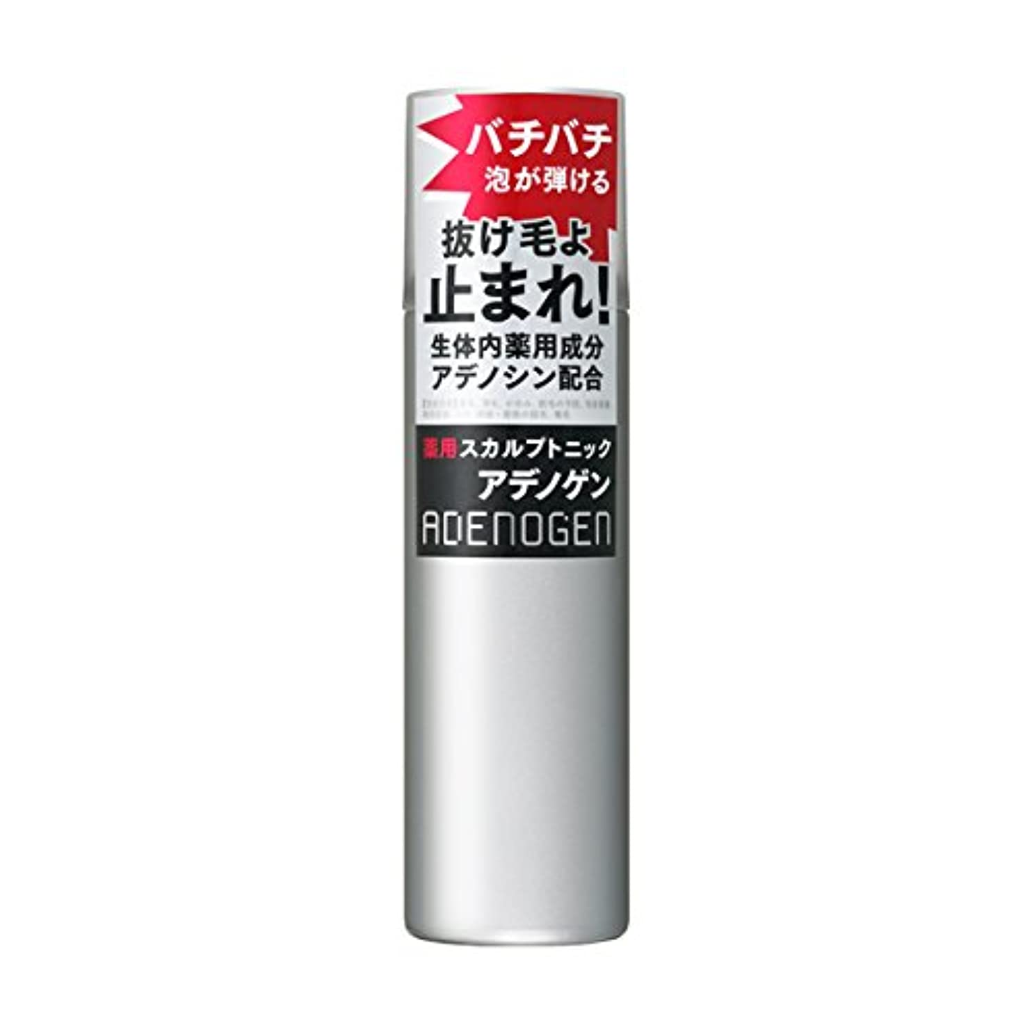 花火ウィンク途方もないアデノゲン 薬用スカルプトニック 130g 【医薬部外品】