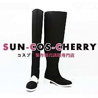 【サイズ選択可】コスプレ靴 ブーツ K-990 家庭教師ヒットマンREBORN!リボーン ラル・ミルチ 男性26CM