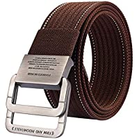 Canvas Belts for Men Woman for Casual Formal Jeans Business Work Wear Waistband Belt Zhhlaixing