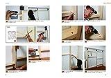 賃貸対応DIYリフォーム 原状復帰できる「自由な壁」作り 画像