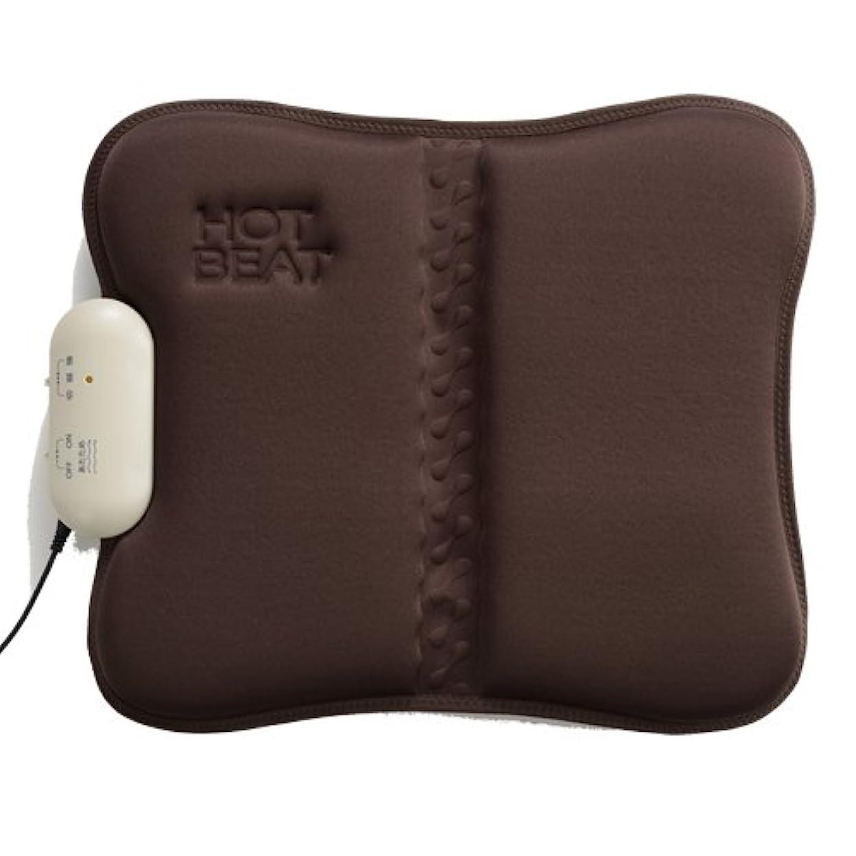 磁気ツール政策ホットシートマッサージャーHOT BEAT EM-2538BR