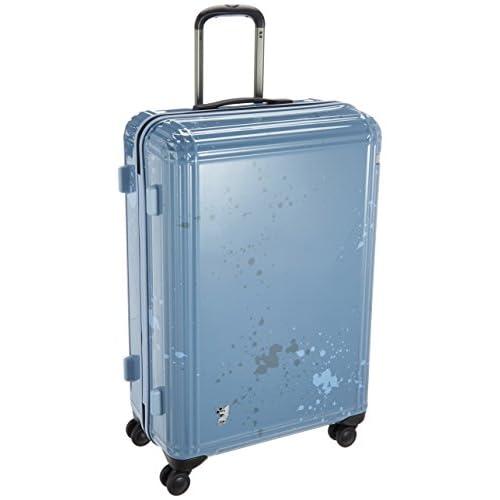 [エース] スーツケース サーフィンミッキー   81L 69cm 5.0kg 06123 15 ブルー