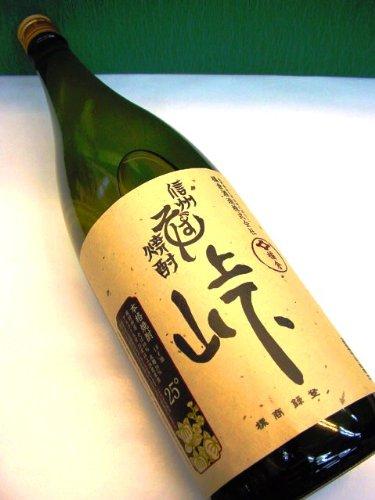 そば焼酎 峠 25度 1800ml 長野県佐久市、橘倉酒造(株)、蕎麦焼酎